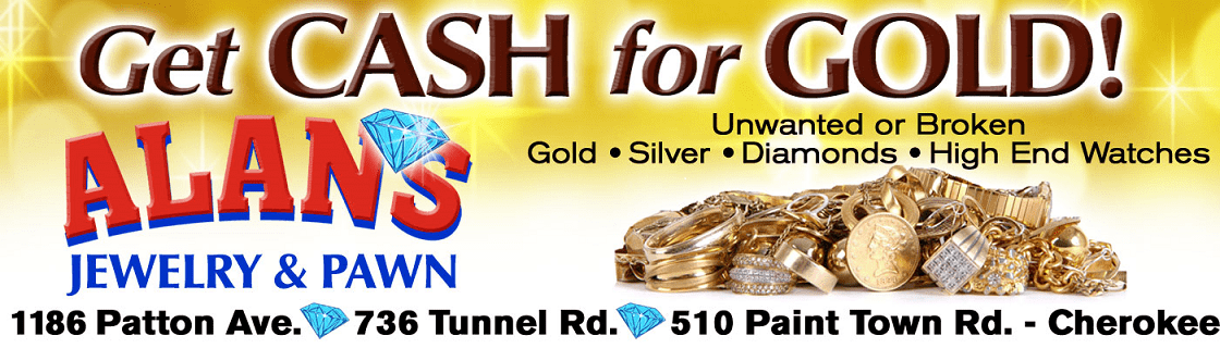 Pawn Shops   Alan's Jewelry & Pawn   Asheville NC